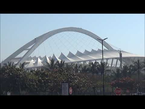 Durban, South Africa (City Tour & History)