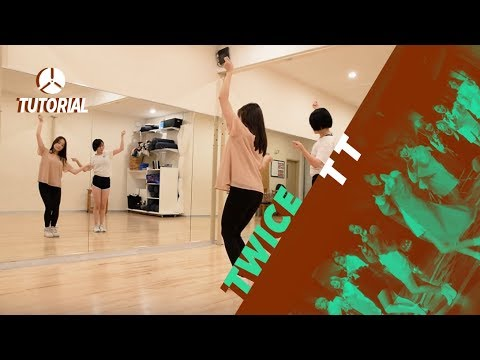 [TUTORIAL] TWICE(트와이스) - TT | Dance Tutorial by 2KSQUAD
