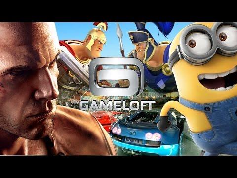 ТОП 5 БЕСПЛАТНЫХ ОФФЛАЙН Gameloft ИГРЫ НА ANDROID & iOS   2016