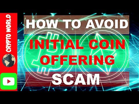 How to avoid ICO Scam, Future of ICO (Initial Coin Offering)