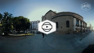 360° VR Skateboarding Video – Patrick Rogalski in Seville| Titus Skateshop thumbnail