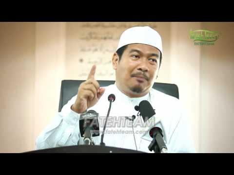 Ustaz Ahmad Dusuki - BESAR UJIAN, BESAR PAHALA