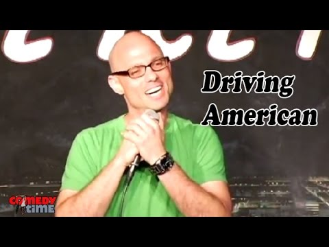 Driving American – Comedy Time