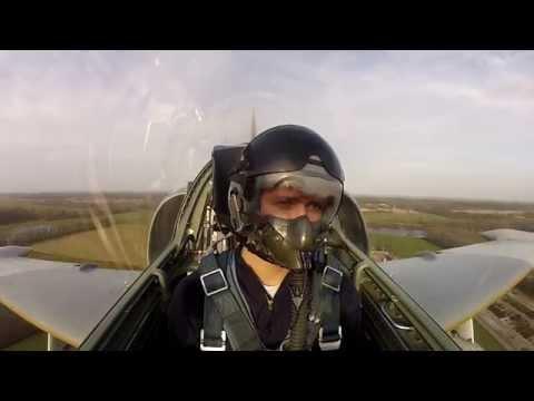 SXC L-39 'Albatros' Fighter Jet G-Force Training