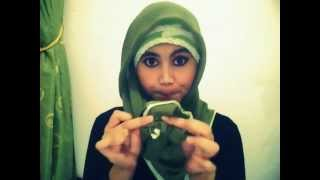 Hijab Tutorial With Square Paris (4 in 1...