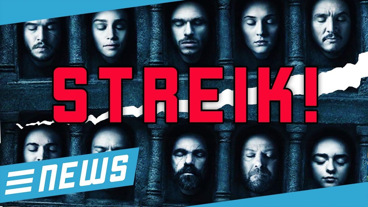 Streik! - Fällt Game of Thrones 2018 aus? - FLIPPS News
