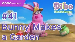 [Dibo the gift dragon] #41 Bunny Makes a Garden(ENG DUB)ㅣOCON