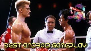 Rocky Balboa VS Ivan Drago Real Boxing 2 Android