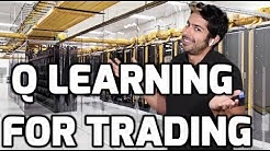 Q Learning for Trading