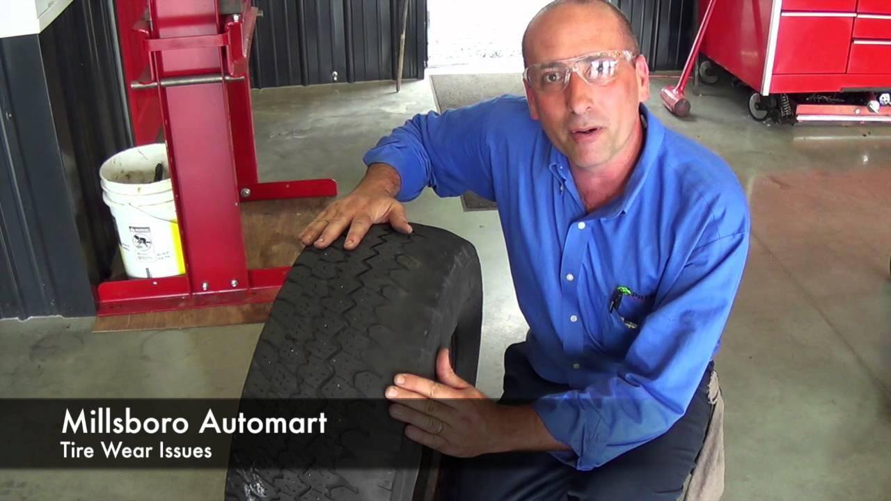 Abnormal Tire Wear Issues Inner Youtube 99 Hyundai Elantra Wiring