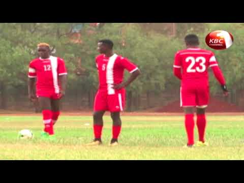 Harambee Stars has kicked off a residential training camp