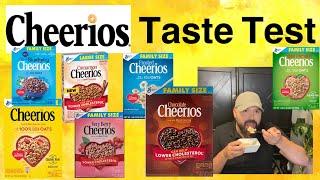 The Best Cheerios Flavors