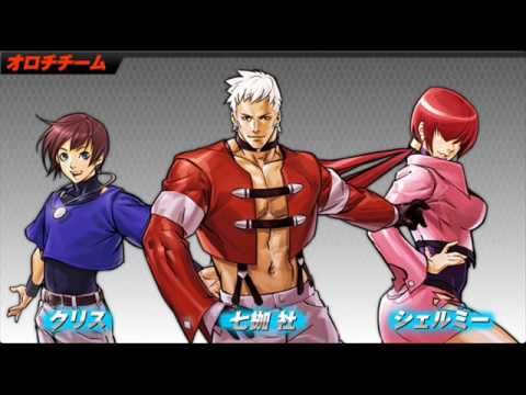 """""""Re Bloody"""" - New Face Team Theme (King of Fighters 2002 ..."""