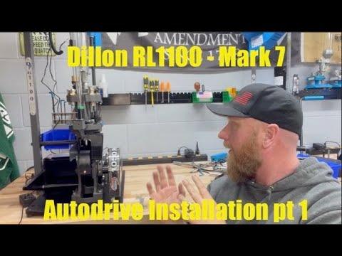 Dillon RL1100 - Mark 7 Autodrive Series - Pt 2