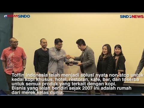 Kunjungan PT Toffin Indonesia ke SINDOnews