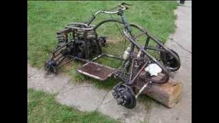 Build quad engine Kawasaki GPZ 600