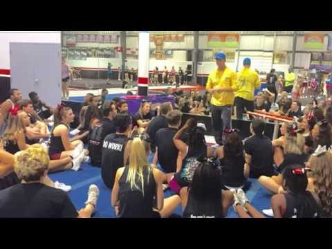 Fame All Stars - Vengeance 2015 -16 The Journey Begins