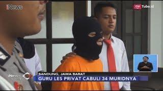 Download BEJAT! Guru Les Privat di Bandung Cabuli 34 Muridnya - iNews Siang 23/01