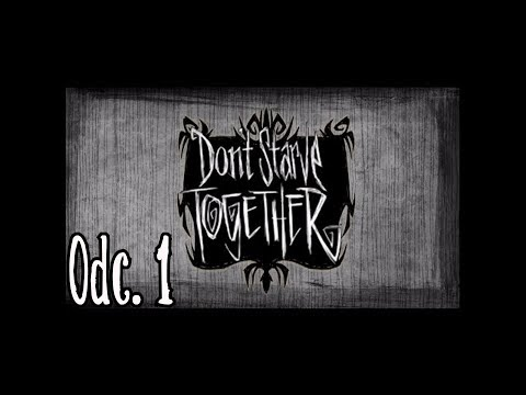 Don't Starve Together [HALLOWEEN] z Evil #1 Jeleniocyklop i Koza