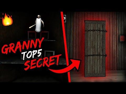 GRANNY CHAPTER 2 -  TOP 5 SECRET !! GRANNY CHAPTER 2 HORROR SECRET