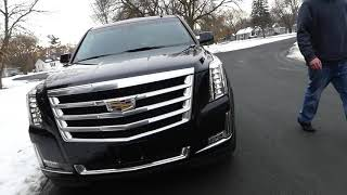 MY BOY 2016 ESCALADE ON 26''