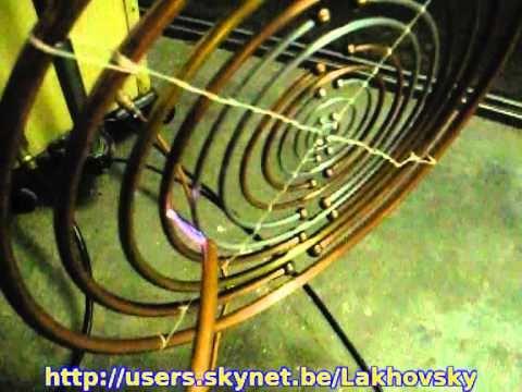 Lakhovsky Multiple Wave Oscillator original device (part 2) [FIXED]
