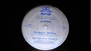 """REMIX // J-LIVE - """"Braggin"""