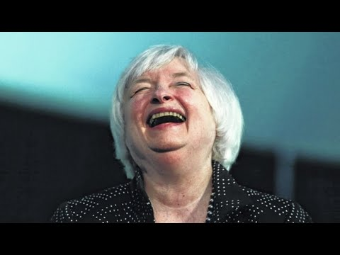 END OF THE MIDDLE CLASS: Yellen pushes for GIGANTIC Tax Hike to Fund Biden Infrastructure Plan!