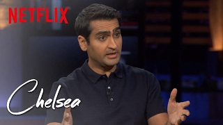 Kumail Nanjiani on How We See Muslims | Chelsea | Netflix