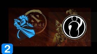 Newbee vs iG.Vitality Game 2  DAC 2017 Highlights Dota 2