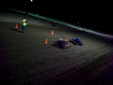 Aarons' 1st Place Win @ I-37 Raceway .mov