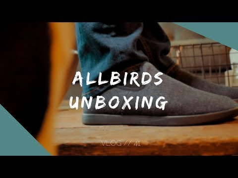 Grilling In My New Shoes! (Allbirds Loungers Unboxing) // VLOG