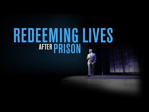 Redeeming lives after prison | VISION TALKS