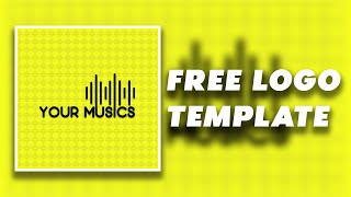 Free Music Logo Template + How to Edit | DRAGSTER