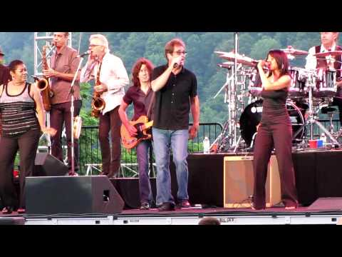 Respect Yourself And Never Like This Before - Huey Lewis And The News 2012