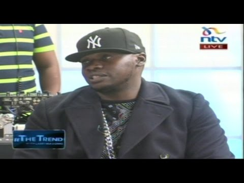 Khaligraph Jones introduces his girlfriend, his ego and his accent - #theTrend