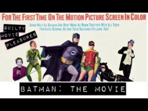 Batman (1966)... is a Guilty Movie Pleasure!