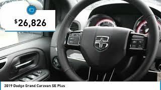 2019 Dodge Grand Caravan Holzhauer Auto and Motorsports Group KR503303