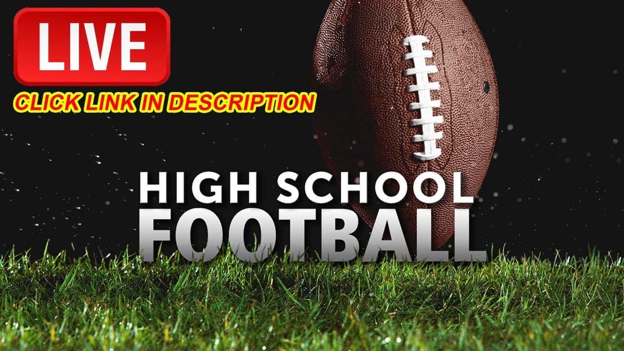 Live Jefferson County Vs Fitzgerald Georgia High School Football Playoffs 2020 Youtube