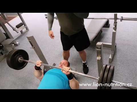 Liob Nutrition.cz - Jiří Havrda / Atom triceps ramena Náchod