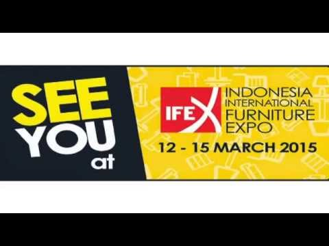 Tvc Indonesia International Furniture Expo Ifex 2015