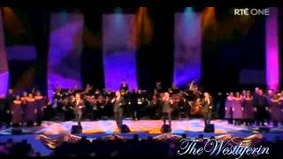 Westlife - You raise me up (Concert for the Queen - 2011/05/19)