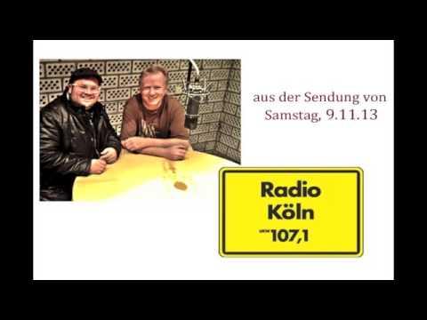 BJÖRN HEUSER live bei Radio Köln zum neuen Album MONTAGSLIEDER