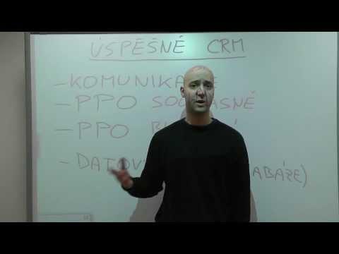 12. Marketing: Princip děravého vědra a CRM