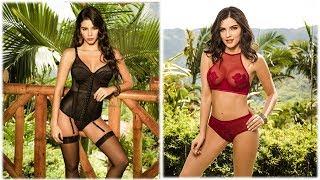 Laura Quintero & Maria Fernanda Muriel - Sexy Lenceria Seven Til Midnight 2018