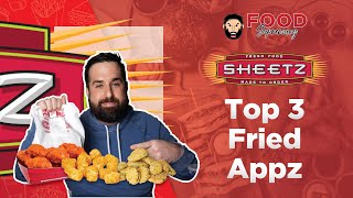 Sheetz App Sampler Review  My Top 3!  Gas Station Mukbang