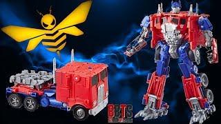 Transformers Energon Ignitiers - Nitro Series Optimus Prime