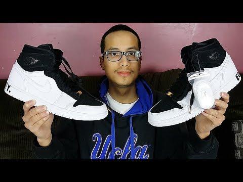 Air Jordan 1 Retro High Equality BHM
