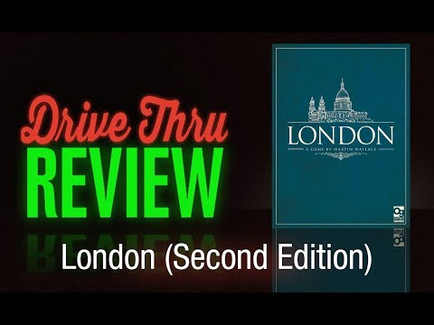 London (Second Edition) Review