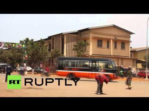 Guinea: Ebola outbreak grips Conakry